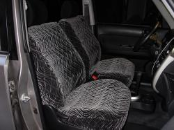 Scion Xb Charcoal Diamond Seat Seat Covers