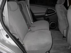 Toyota Rav 4 Silver Dorchester Rear Seat Seat Covers