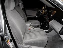 Toyota Rav 4 Silver Dorchester Seat Seat Covers