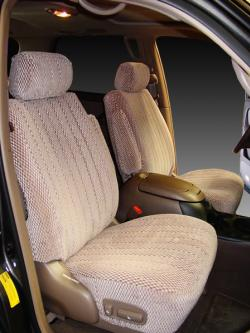 Toyota Sequoia Taupe Scottsdale Seat Seat Covers