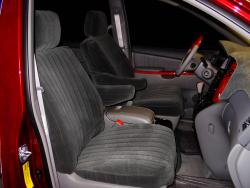 Toyota Sienna Charcoal Dorchester Seat Seat Covers