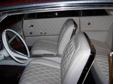 Diamond Seat Cover