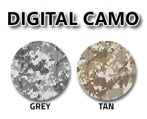 Camouflage Digital swatches
