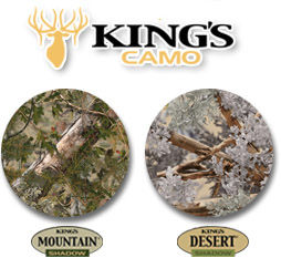 Kings Camouflage swatches