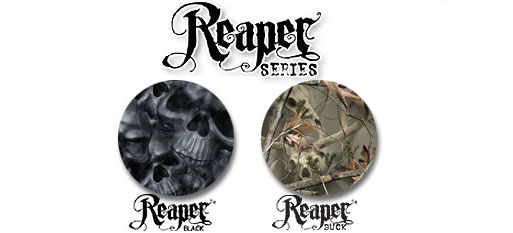 Reaper Camouflage swatches